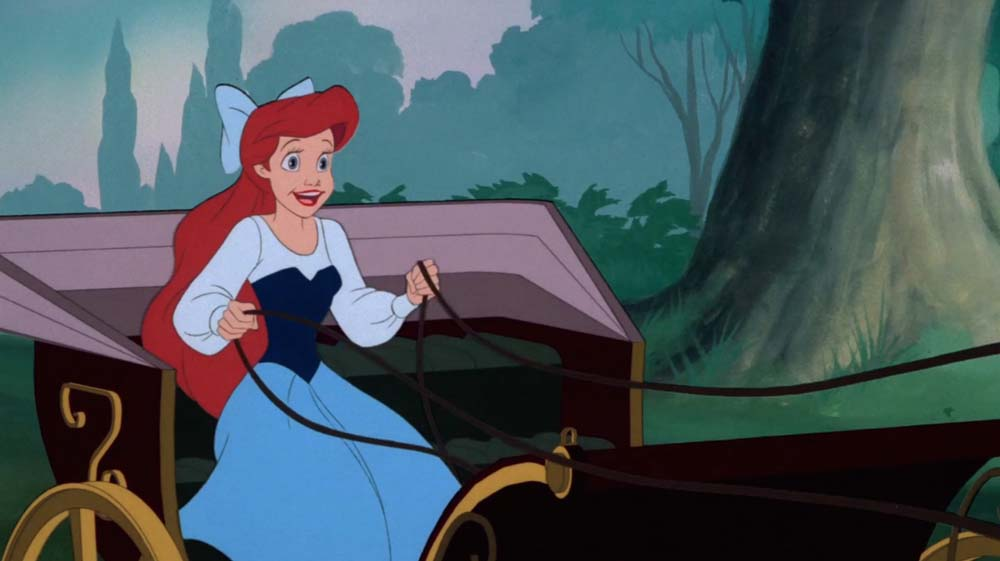 All-Princess-Outfits-Ranked-Ariel-blue-dress